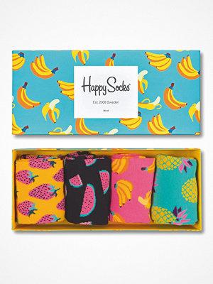 Strumpor - Happy Socks 4-pack Happy Socks Fruit Gift Box Multi-colour