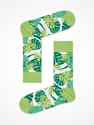 Strumpor - Happy Socks Happy Socks Jungle Sock Green Pattern