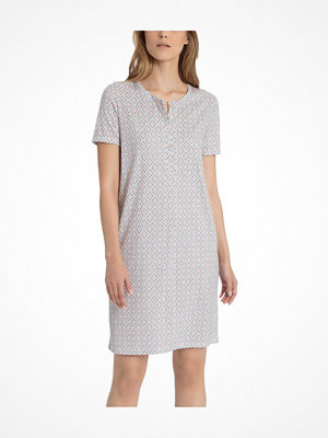 Calida Suzan Sleepshirt Blue Pattern