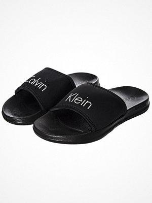 Tofflor - Calvin Klein Core Neo Slide Black