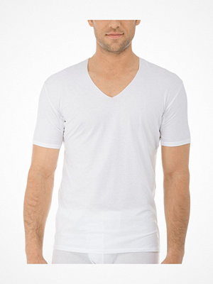 Pyjamas & myskläder - Calida Fresh Cotton Business T-shirt  White