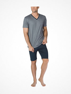Pyjamas & myskläder - Calida Comfy Zone Short Pyjamas  Grey/Darkgrey