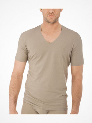 Pyjamas & myskläder - Calida Fresh Cotton Business T-shirt  Bronze