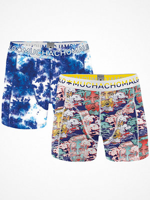 Muchachomalo 2-pack Head In The Clouds Boxer Print  Pattern-2