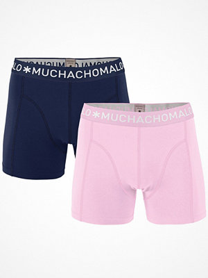 Muchachomalo 2-pack Solid Boxer Block Blue/Pink