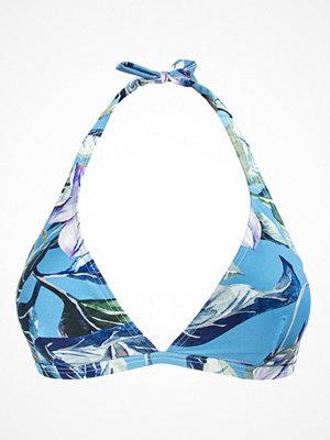 Missya Audrey Bikini Top Blue Pattern