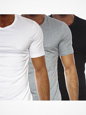 Hugo Boss 3-pack Classic Crew Neck T-shirt Multi-colour