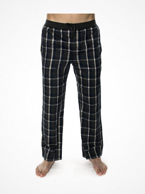 Pyjamas & myskläder - Hugo Boss Cosy Pants Blue/Grey