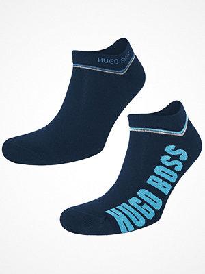 Hugo Boss 2-pack AS Logo Socks Darkblue