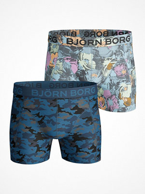 Björn Borg 2-pack Shade And Flower Shorts Multi-colour