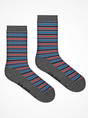 Frank Dandy Bamboo Stripe Crew Sock Pattern-2
