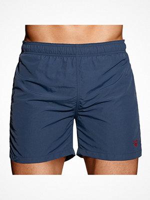 Badkläder - Gant Classic Swim Shorts Navy
