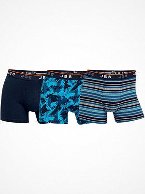 JBS 3-pack Trend Tights Blue/Lightblue