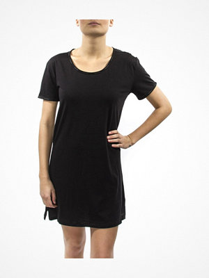 Calvin Klein Youthful Sleep Cotton Nightshirt Black