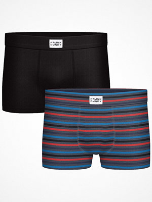 Frank Dandy 2-pack Bamboo Print Trunk Multi-colour