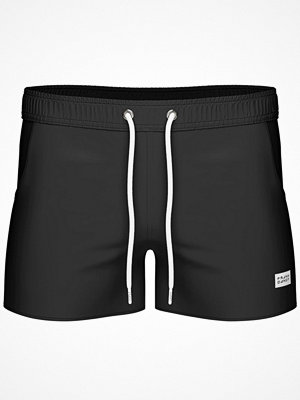 Frank Dandy Breeze Long Swimshorts  Black