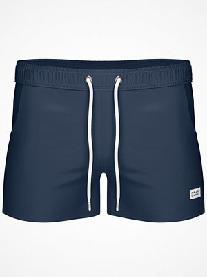 Frank Dandy Breeze Long Swimshorts  Darkblue