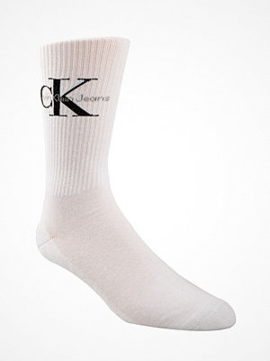 Calvin Klein Desmond Jeans Logo Socks White