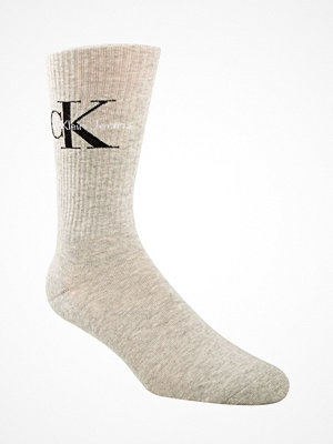 Calvin Klein Desmond Jeans Logo Socks Grey