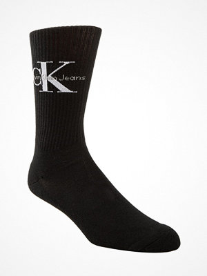 Calvin Klein Desmond Jeans Logo Socks Black