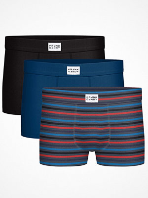 Frank Dandy 3-pack Bamboo Stripe Trunk  Pattern-2