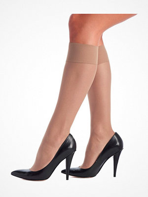 Oroblu Mi-Bas Jeune 20 Sheer Knee-Highs Skin