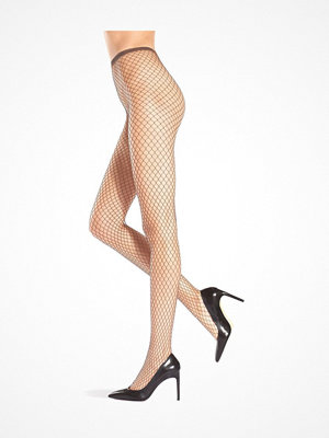 Strumpbyxor - Oroblu Carry Fishnet Tights Beige