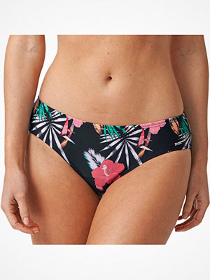 Abecita Palm Beach Brief  Black pattern-2