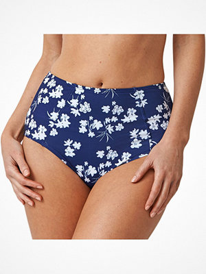 Abecita Blue Flower Maxibrief  Navy pattern