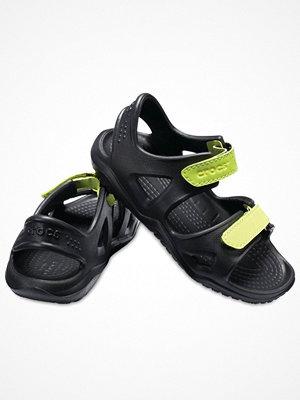 Crocs Swiftwater River Sandal Kids Black