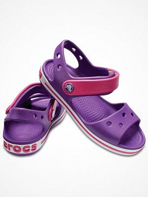 Tofflor - Crocs Crocband Sandal Kids Lilac