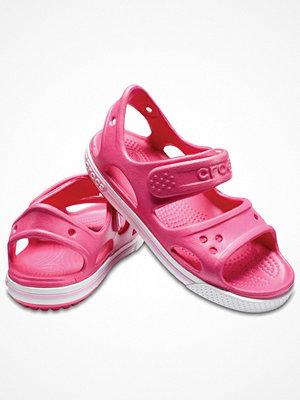 Tofflor - Crocs Crocband Kids Sandal Lightpink