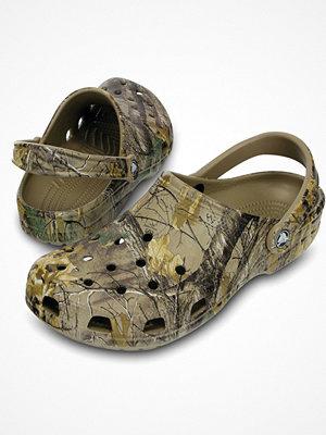 Crocs Classic Realtree Xtra Clog M Khaki