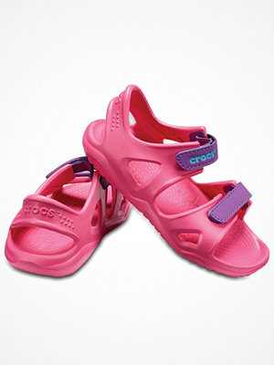 Crocs Swiftwater River Sandal Kids Pink