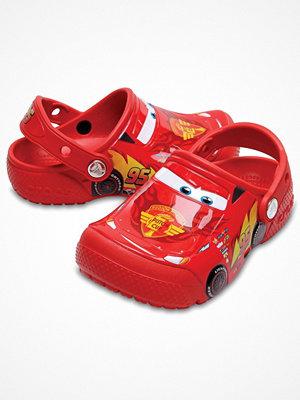Crocs Fun Lab Cars Clog Red