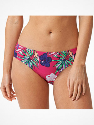 Abecita Palm Beach Folded Brief  Pink Pattern