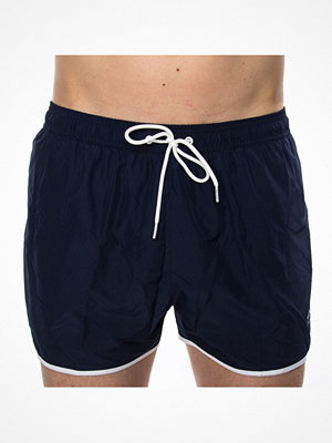 Calvin Klein CK NYC Short Runner Swim Shorts Darkblue