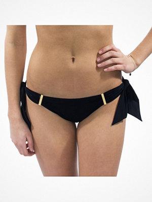 Calvin Klein Core Solid Classic Side Tie Bikini Black