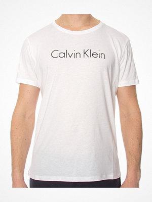 Calvin Klein Core Lifestyle Relaxed Crew Tee White