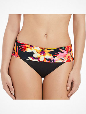 Fantasie Ko Phi Phi Classic Fold Brief Black pattern-2