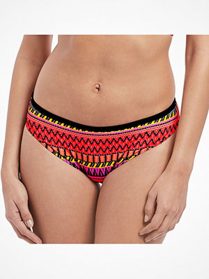 Freya Way Out West Sunset Bikini Brief Black pattern-2