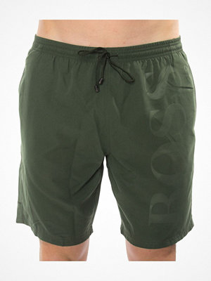 Badkläder - Hugo Boss Ocra Swim Shorts Darkgreen