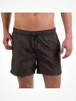 Panos Emporio Eros Swim Shorts Darkgreen