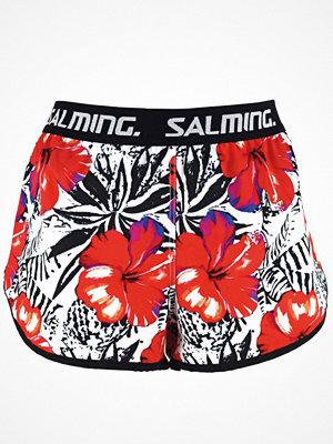 Salming Blooming Print Aya Swimshorts  Red Pattern-2