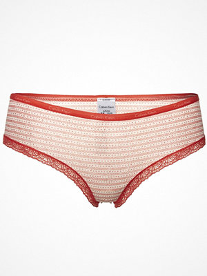 Calvin Klein Bottoms Up Hipster Red Pattern-2