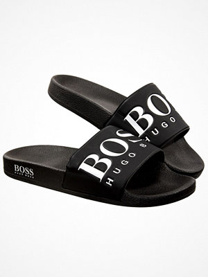 Hugo Boss Slider Sandals Black