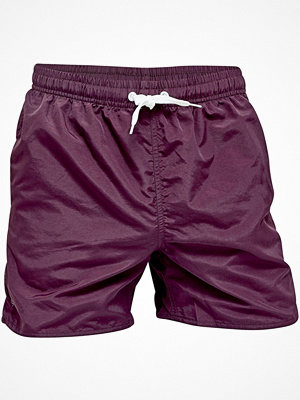 Badkläder - JBS Swim Shorts Wine red
