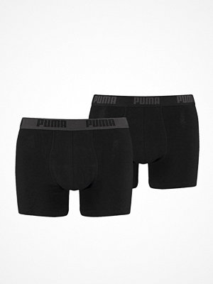 Puma 2-pack Basic Boxer Black