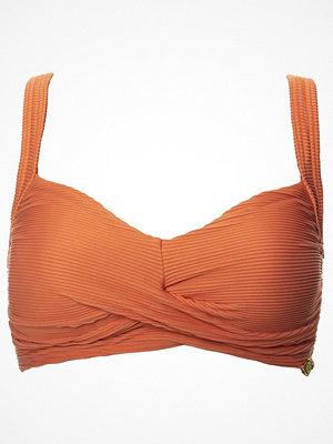 Bikini - Sunseeker Bazaar Solid Twist Plus Cup Apricot