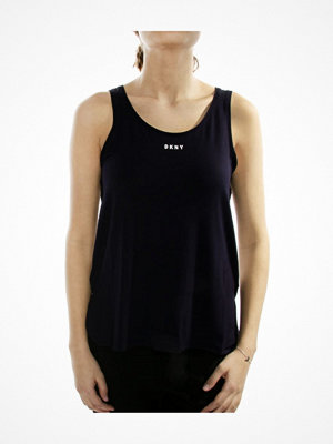 DKNY Walk The Line Tank Navy-2